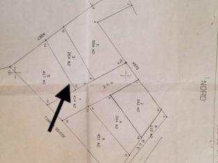 Terrain constructible de 265 m, à 6 km du centre ville et à 1 km de l'école et lycée Idéal sur deux routes  de la ville Kalaa Kebira (fedn3on) 54450779