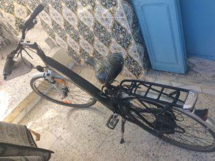 vélo électrique émotion neo city